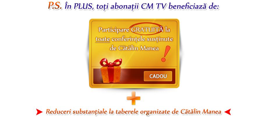 Ofertă CM TV