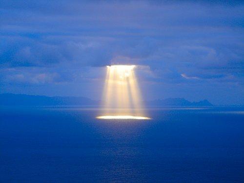 A trai constient imbratisarea Luminii
