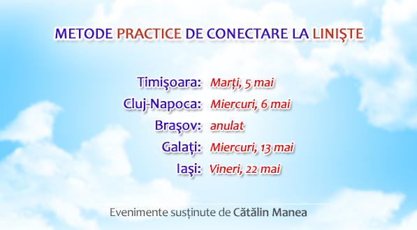 Metode practice de conectare la Linişte